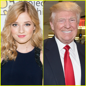 Jackie Evancho Wants to Talk Transgender Rights With Donald Trump