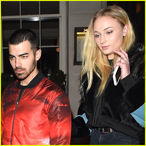 Sophie Turner Celebrates Her Birthday with Boyfriend Joe Jonas!