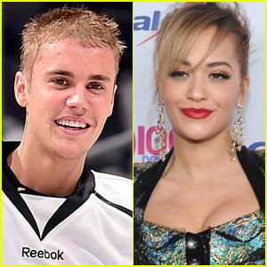 Are Justin Bieber & Rita Ora Collaborating?!
