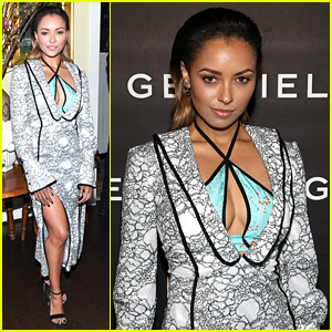 Kat Graham Has Learned So Much About Herself From 'The Vampire Diaries'