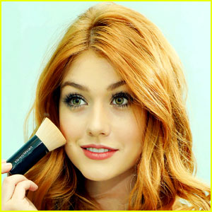Katherine McNamara's BareMinerals Pictures are Gorgeous!