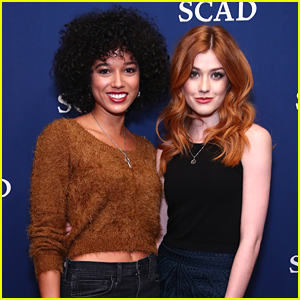 Clary & Maia Talk Up Big Things Coming to 'Shadowhunters'