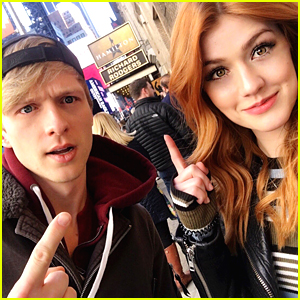 Shadowhunters' Clary & Sebastian Are Already Brother & Sister Goals in Real Life