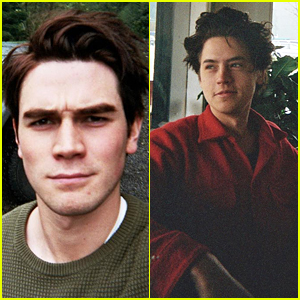 KJ Apa Has Turned The Camera on Cole Sprouse During Road Trip