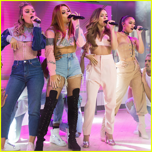 Little Mix Perfectly Performs 'Touch' on 'The Today Show' - Watch Here!