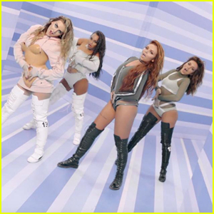 Little Mix's 'Touch' Music Video Wasn't Photoshopped At All!