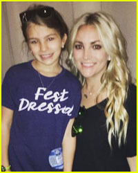 Jamie Lynn Spears' Daughter Maddie Regains Consciousness Following ATV Accident