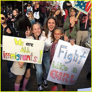 EXCLUSIVE: Maia Mitchell Tells JJJ About Being A Fierce Feminist