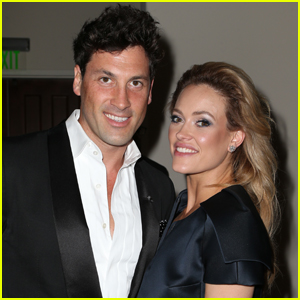 New Parents Maks Chmerkovskiy & Peta Murgatroyd Are Both Returning For 'DWTS' Season 24!