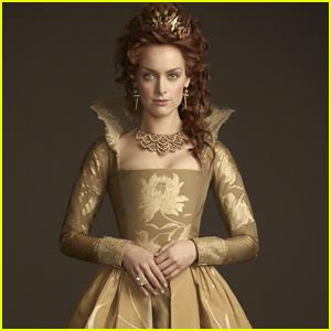Meet Rachel Skarsten - The Actress Behind Reign's Queen Elizabeth I