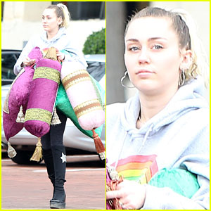 Noah Cyrus Speaks About Miley Cyrus Comparisons