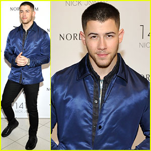 Nick Jonas Launches His 1410 Shoe Collection at Nordstrom at The Grove