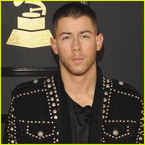 Nick Jonas Spends Some Time With a Mystery Girl!