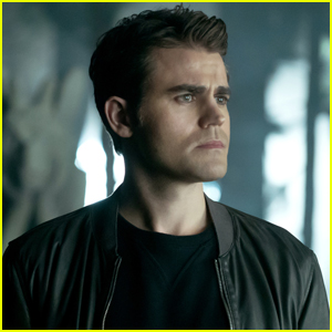 Paul Wesley Cried Mientras lectura final de la serie de secuencias de comandos 'The Vampire Diaries'