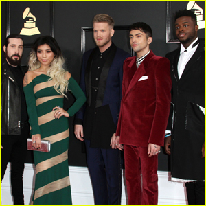 Pentatonix Completely Freaked Out Over Winning Their Third Grammy!