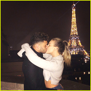 Perrie Edwards Blasts Breakup Rumors With Alex Oxlade-Chamberlain Kiss Pic