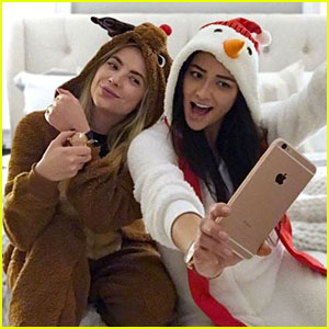 Proof Lucy Hale, Shay Mitchell, Ashley Benson & the 'PLL' Cast are Really, Truly Friends