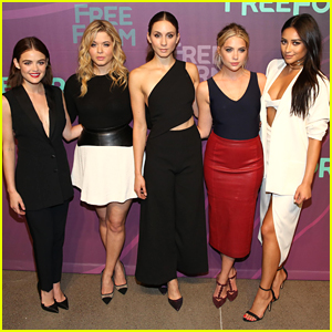 All The 'Pretty Little Liars' Cast Will Attend Their Upcoming PaleyFest Event