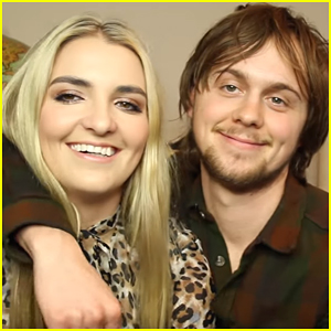 Rydel Lynch & Ellington Ratliff Share Their Valentine's Day With Fans (Video)