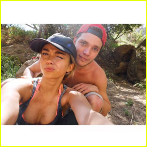 Sarah Hyland Celebrates Two-Year Anniversary With Dominic Sherwood!