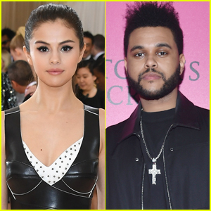 Selena Gomez Sports Some of Boyfriend The Weeknd's Merch!