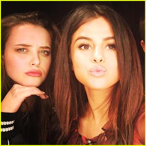 Selena Gomez Praises '13 Reasons Why' Actress During Netflix Panel