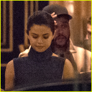 Selena Gomez & The Weeknd Couple Up in the City of Lights!