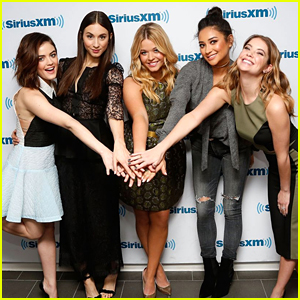 Shay Mitchell Crushes on Ashley Benson & PLL Co-Stars For #WCW