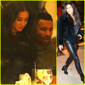 Shay Mitchell & Boyfriend Matte Babel Dine Out in NYC With Friends