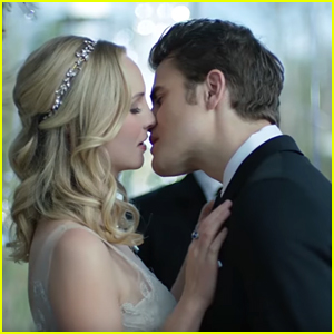 It Looks Like A Steroline Wedding is Happening on 'The Vampire Diaries'!