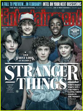 'Stranger Things' Cast Gives a Sneak Peak at Season Two
