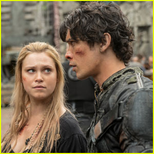 'The 100' EP Talks Bellamy & Clarke's Friendship