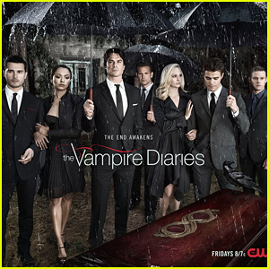 The Vampire Diaries Cast Shares Goodbyes After Wrapping Final Scene