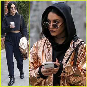 Vanessa Hudgens is Giving Us Serious Street Style Goals