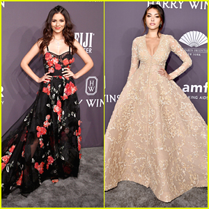 Victoria Justice & Madison Beer are Breathtaking at NYC's Annual amfAR Gala!
