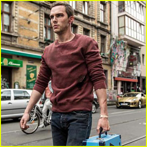 Watch Nicholas Hoult Try to 'Escape' in New 'Collide' Clip (Video)