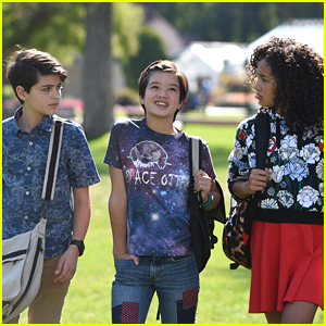 Disney Channel's 'Andi Mack' Gets New Photos, Main Credits & More - Watch Here!