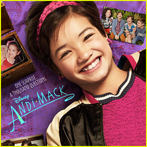 The 'Andi Mack' Guys Reveal Why You'll Absolutely Love The New Disney Channel Show