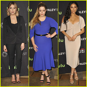 Sasha Pieterse Almost Played Hanna Instead of Ashley Benson on 'Pretty Little Liars'!