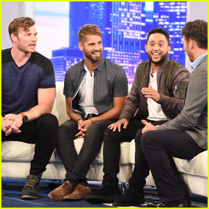 The 'Baby Daddy' Guys Have Trouble Doing Serious Scenes Together