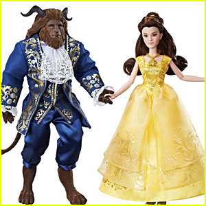 'Beauty & The Beast' Contest - Win The Full Doll Collection Now!