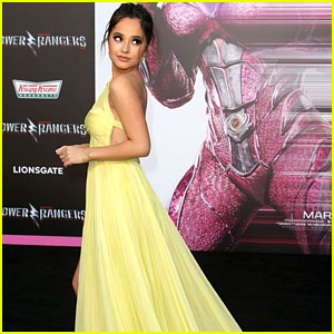 Becky G Says Playing 'Power Rangers' Trini Hold A 'Lot of Weight'