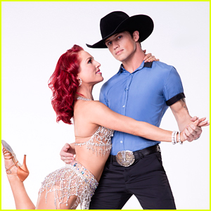 Bonner Bolton & Sharna Burgess Cha Cha DWTS Season 24 Week 1