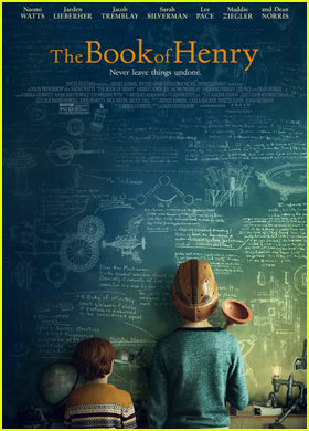 Jaeden Lieberher Tries to Save Maddie Ziegler in Official 'Book of Henry' Trailer - Watch Now!