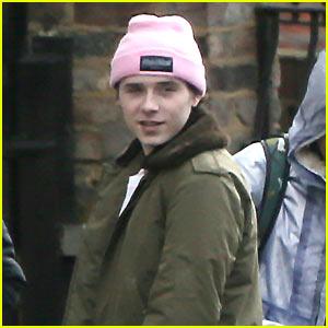 Brooklyn Beckham Praises Ed Sheeran's New Album 'Divide'
