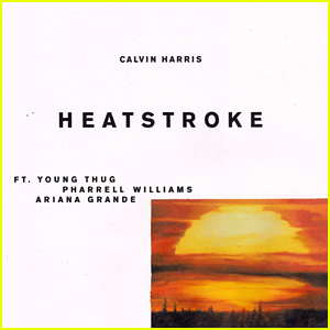 Listen to Ariana Grande's New Song 'Heatstroke' with Calvin Harris & Pharrell Williams!