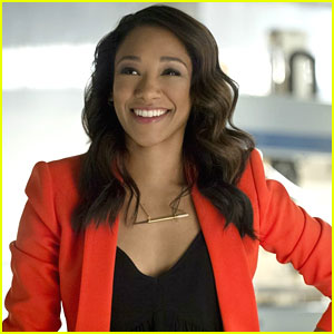 Candice Patton Previews What's Next For Iris West on 'The Flash'