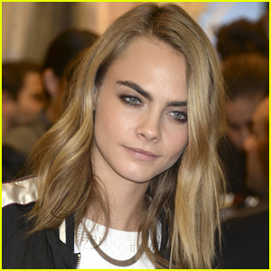 Cara Delevingne Is Now An Author Too!