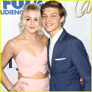 Chloe Lukasiak Meets Up With FIYM's Ricky Garcia, Proving You Can Be Friends With Your Ex