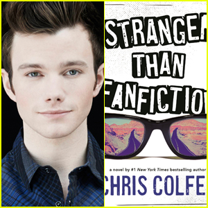 Chris Colfer to Headline YALLWest 2017 Book Festival (Exclusive)